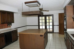 Kitchen Before View 2